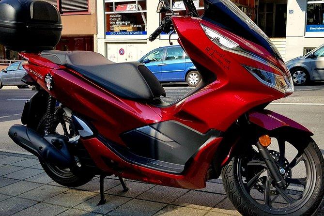 Honda PCX 125cc ABS Rental