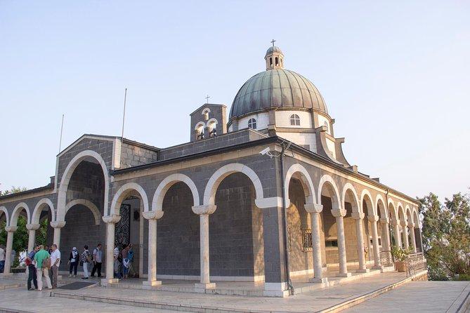 Tiberias and Nazareth day tour
