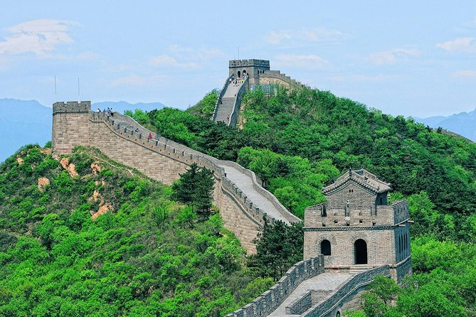 Private Transfer to Mutianyu Great Wall and Summer Palace with A Guide