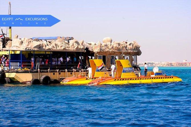 Semi Submarine Trip in Sharm El Sheikh