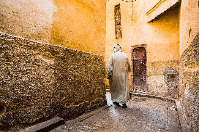 A day guided visit of the FEZ MEDINA