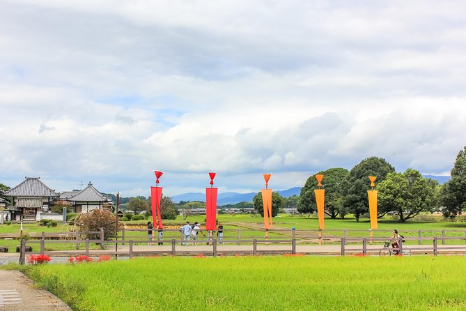 Private Tour - Explore Origins of Japanese Buddhism on a Cycling Tour!