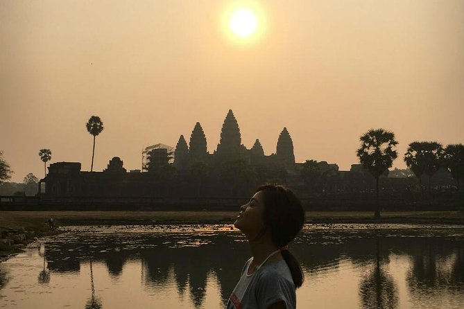 Angkor Sunrise Tour