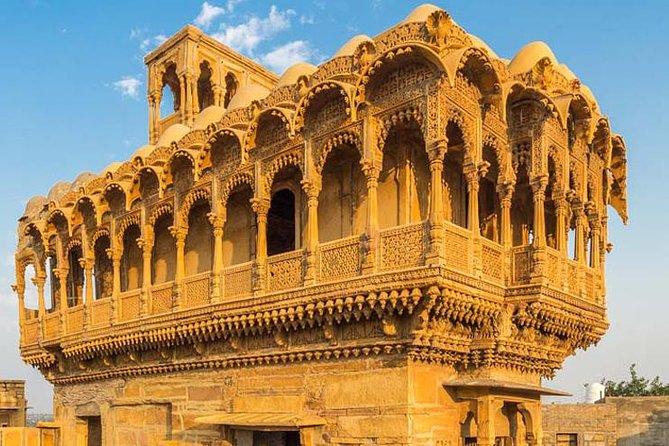 Classical Rajasthan Tour - Royal Feel with Royal Rajathan
