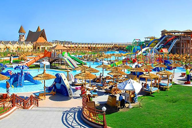 Hurghada Jungle Aqua Park