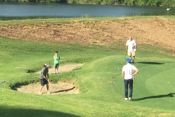 Golf & Wine: at the Medici House