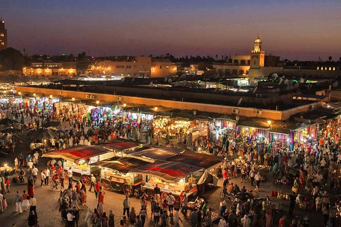 Discover the medina of Marrakech with a local guide 1D photo 6