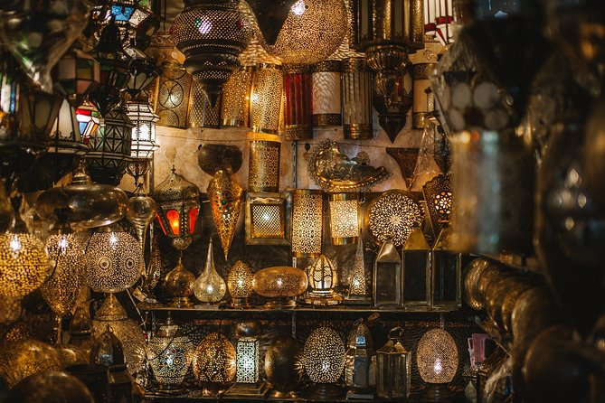 Discover the medina of Marrakech with a local guide 1D photo 2