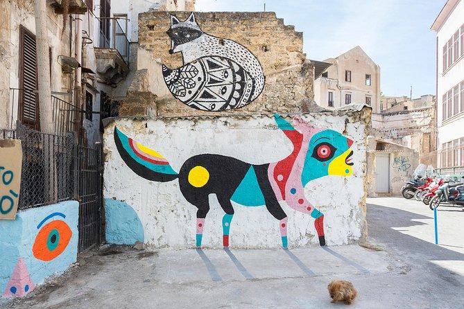 Street art tour Palermo