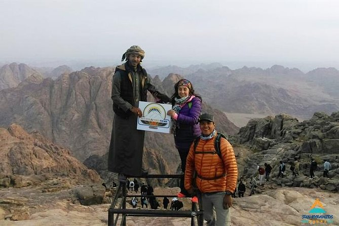 St. Catherine Tour from Sharm