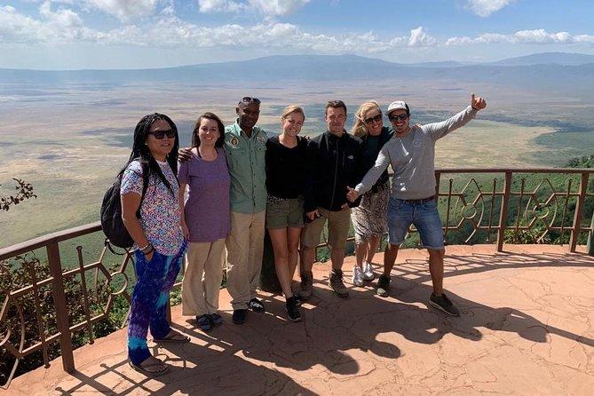 Tarangire & Ngorongoro National Park (2 days)
