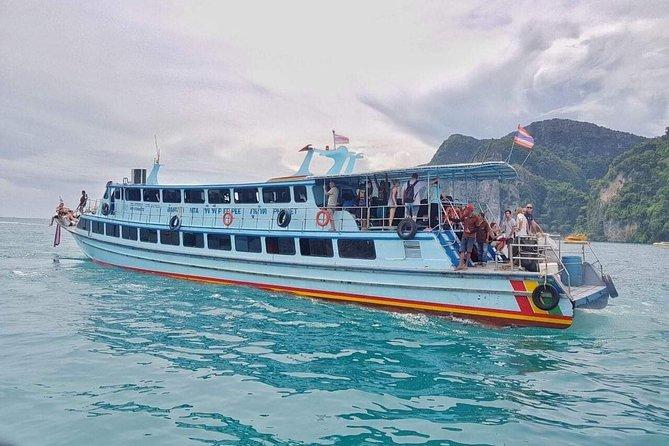 Lanta to Phuket ( Phuket Town, Kata, Karon, Patong Beach)
