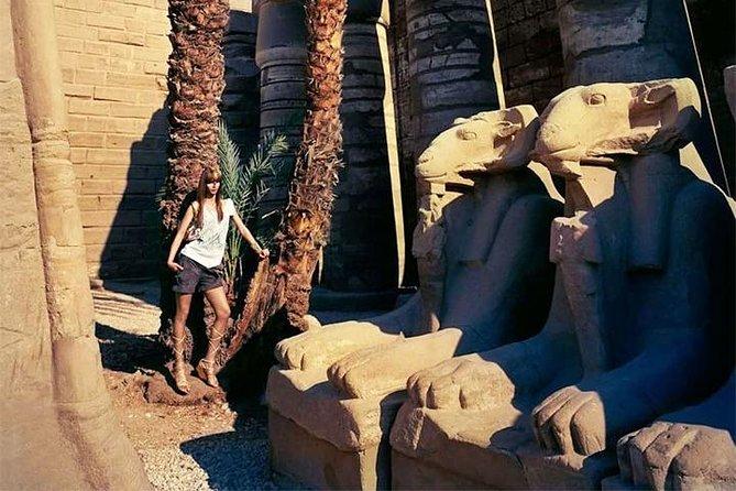 Paket 8 Tage 7 Nächte zu Juwelen Ägyptens, Luxur & Assuan Tour