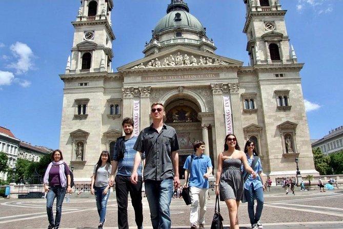 ブダペスト1日プライベートシティツアー