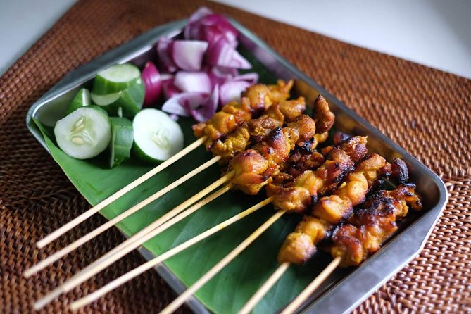 New Malaysian Kitchen Cooking Class and Garden Tour