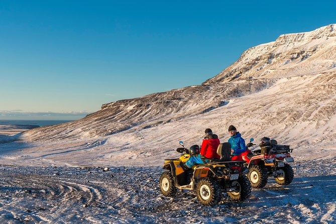 1hr ATV & Golden Circle Adventure from Reykjavik