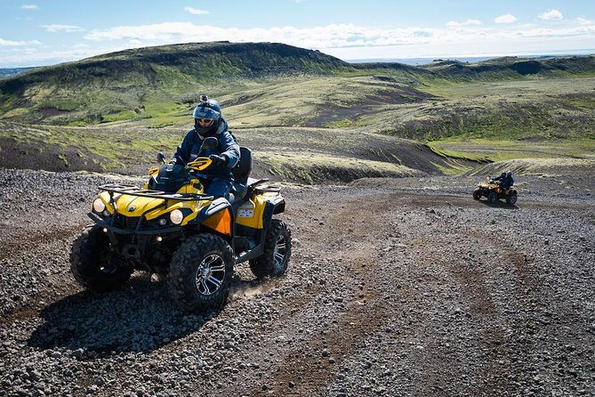1hr ATV Reykjavik Peak Adventure
