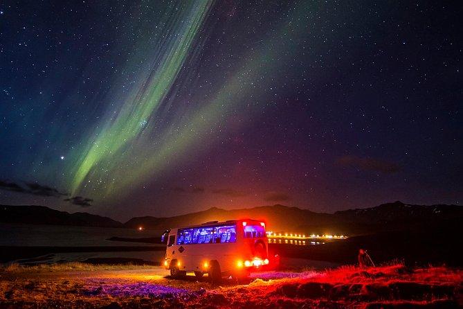 1hr ATV adventure & Northern lights Hunt from Reykjavik