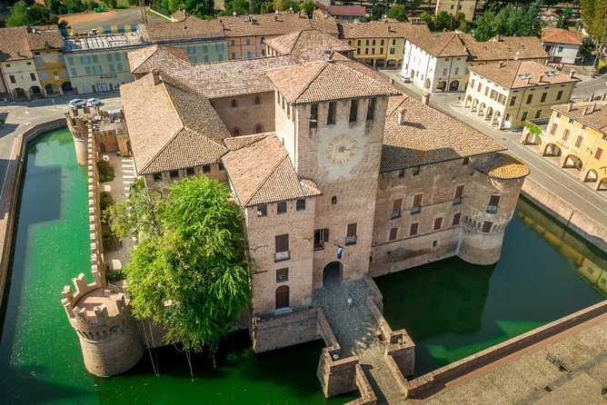 Castles tour and medieval town