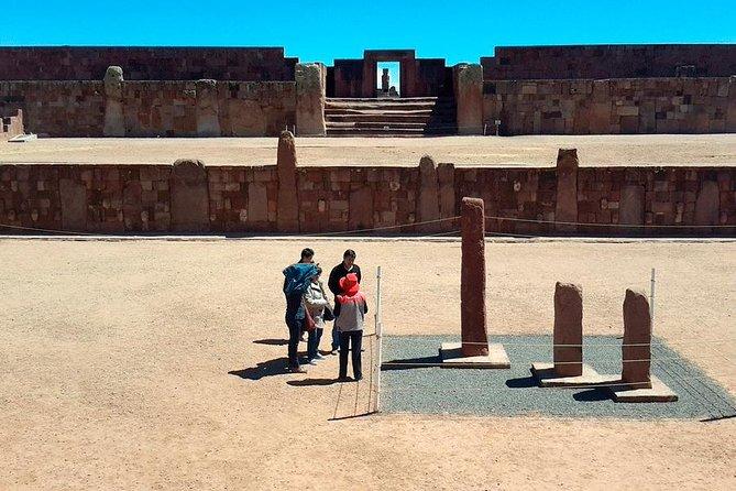 Tiwanaku & Puma Punku - Serviço Privado.