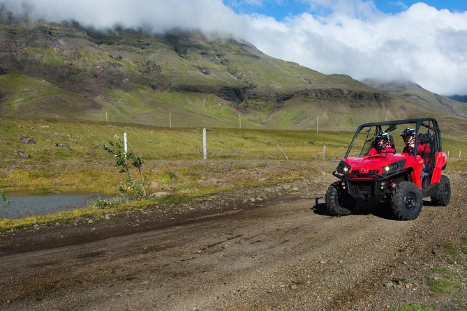 1hr Buggy & Lava Caving Combination Tour from Reykjavik