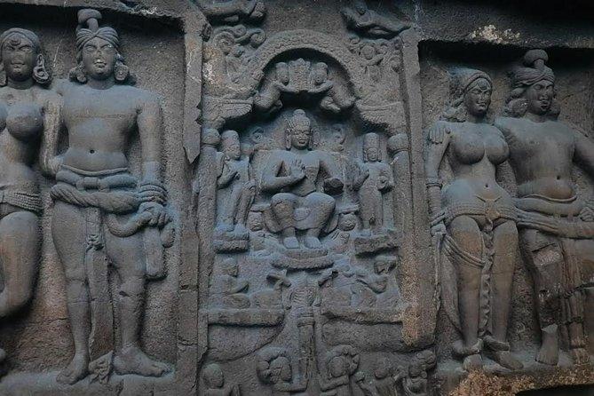 Karla and Bhaja Caves Tour