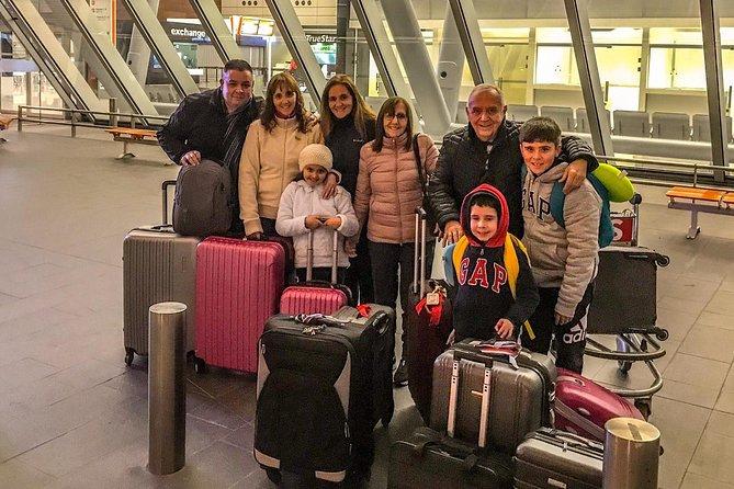 Transferências do Aeroporto de Montevidéu In / Out Montevidéu