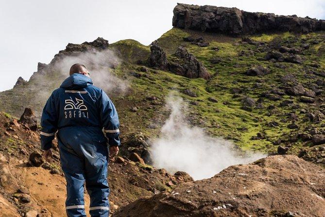 3hr Volcanic Springs ATV Adventure from Reykjavik