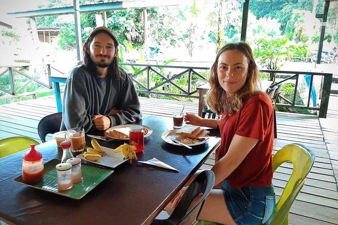 Breakfast in accommodation