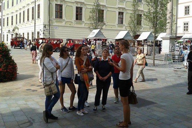 Bratislava City Private Walking Tour