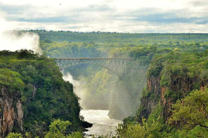 5 Day Victoria Falls and Chobe National Park Camping Tour