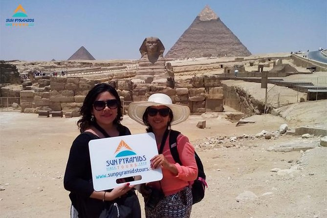 Tour to Pyramids & The Egyptian Museum and old cairo photo 7