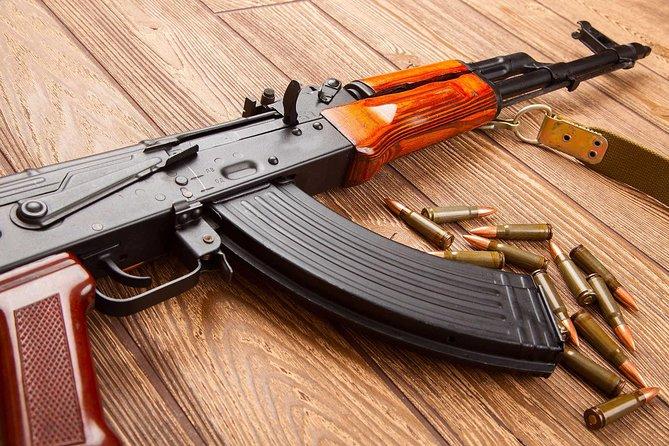 Riga Rambo Shooting Package