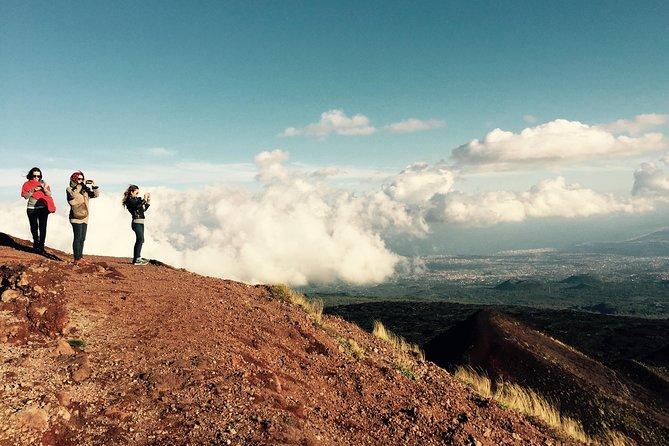 Half day Trekking Tour on Etna