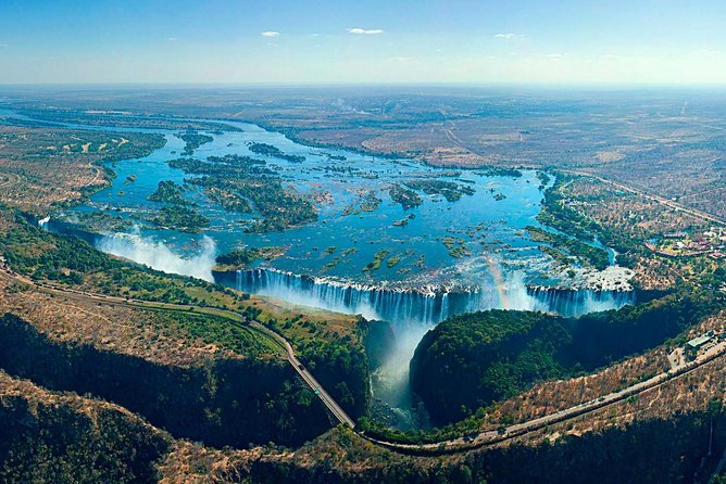5 Day Victoria Falls and Chobe National Park Luxury Accommodated Tour