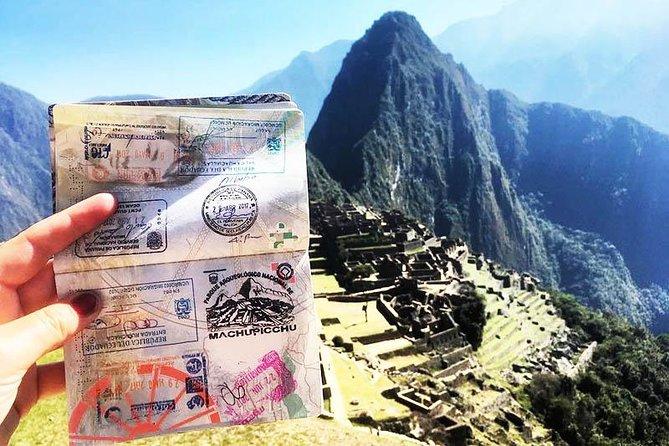 Tickets to Machu Picchu with guided in Machu Picchu.