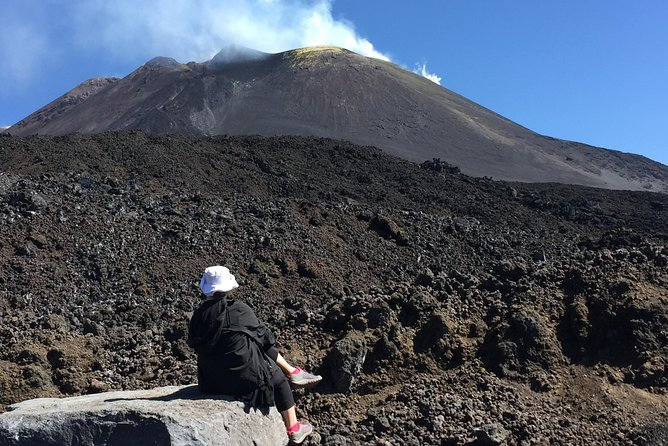 Etna Tour to the Summit Craters (3,000 mt)