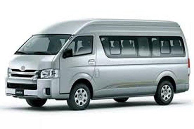 Pattaya Hotel to Bangkok Don Muang (DMK) transfer (upto 9-10 passengers)