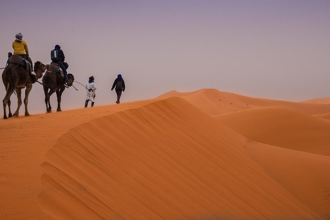 3 Days 2 Nights Excursion to the Desert from Fes to Marrakech