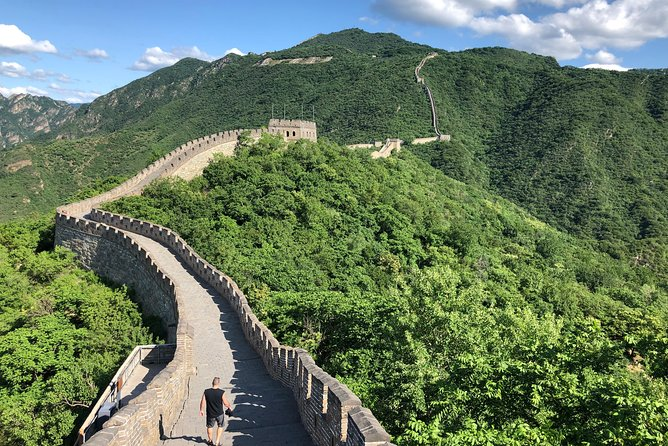 All Inclusive Great Wall and Summer Palace Day Tour