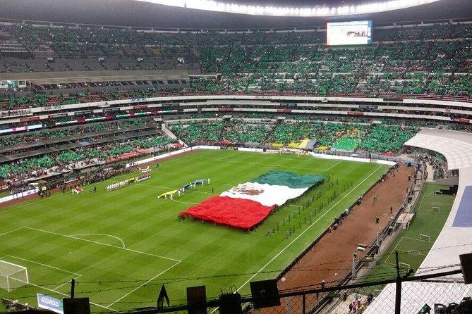 Azteca Stadium Tour from Mexico City