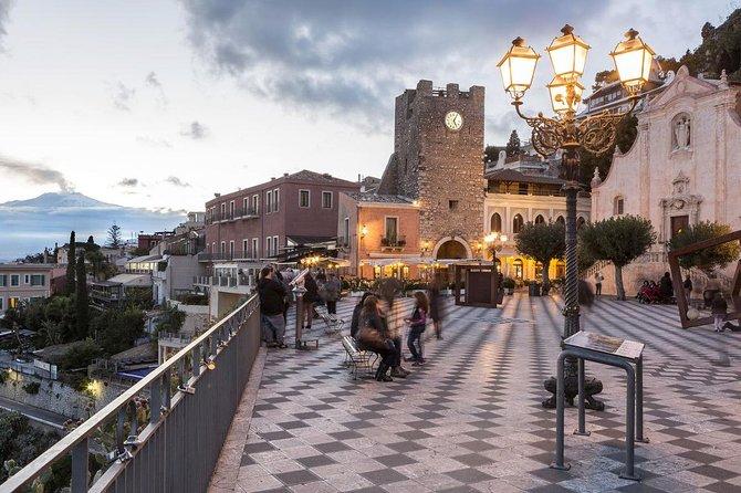 Etna and Taormina tour