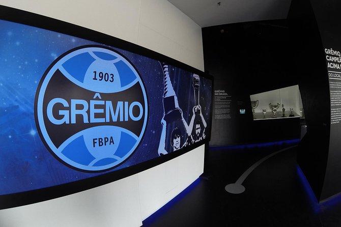 Museu do Grêmio - Porto Alegre by Siga Experiência