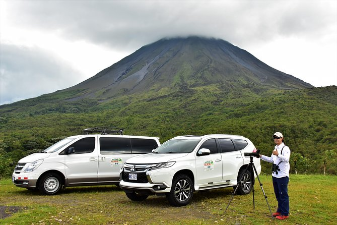 Arenal Volcano Tour By Local Guides