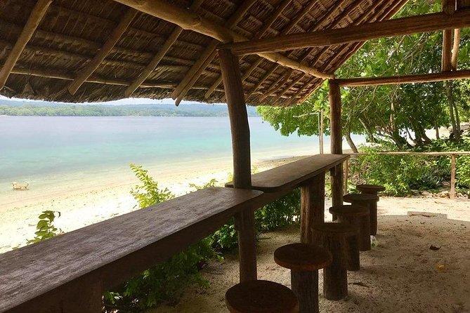 Day Trip To Lapita Beach Aore Island