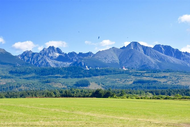 High Tatras National Park in 2 days with transfer from Vienna