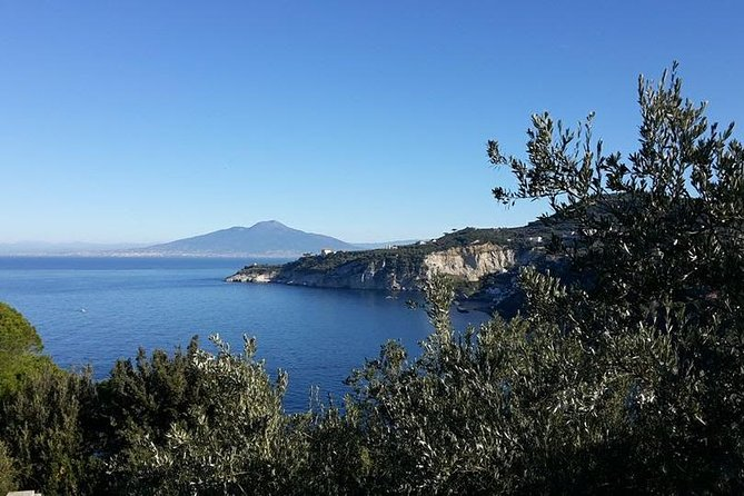 Pompeii, Sorrento & Amalfi coast private tour