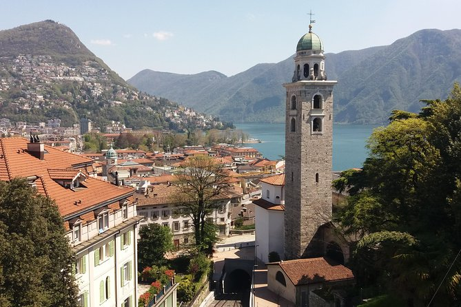 Como, Italy & Lugano, Switzerland private full-day tour