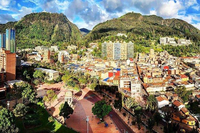 Bogota city tour