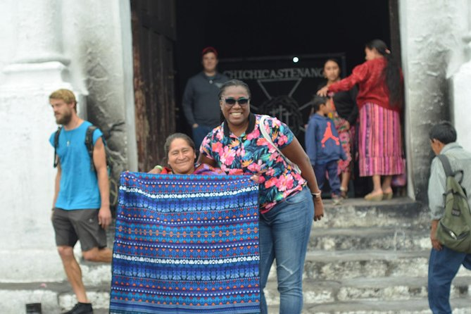 Full Day Tour: Chichicastenango Maya Market and Lake Atitlan from Guatemala City photo 2